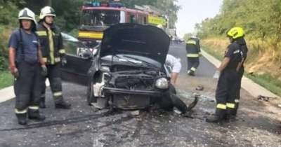Kókai horrorbaleset: szándékosan rántották rá a kormányt a kocsi alá szorult Krisztina autójára