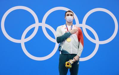 Egy újabb magyar zsenit, egy 21 éves olimpiai bajnokot ünnepel a világ