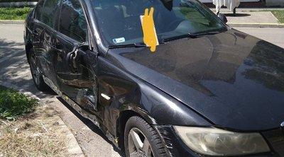 Most jött: Felvágta az ereit, autóba ült, és úgy okozott balesetet egy budapesti BMW-s - Fotók