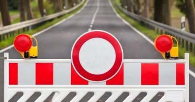 Lezárják a 87-es főutat Szombathely és Gyöngyösfalu között