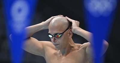 Cseh Laci 35 évesen is elképesztő teljesítményt nyújt
