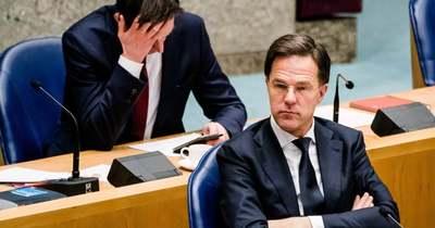 Újabb kínos politikai ügybe keveredett Mark Rutte