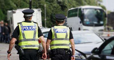 Vérüket adták a megyei rendőrök