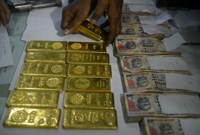 Különös dolgok történnek az aranycsempészet egyik fellegvárában