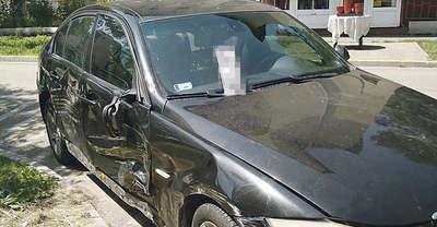 Megszólalt a szemtanú: Ezt mondta az ámokfutó BMW-sről, aki odébb lökött egy taxit – Fotók