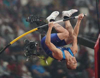Pozitív koronavírus-teszt miatt nem indulhat a világbajnok sztársportoló az olimpián