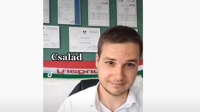 Magyar fiatalok álltak ki a normalitás mellett a TikTokon