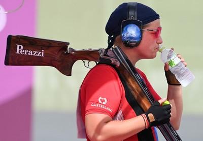 Olimpiai rekorddal lett aranyérmes a szlovák sportlövő