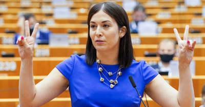 Cseh Katalin a cégvezetői múltjára hivatkozva landolt a Momentum elnökségében