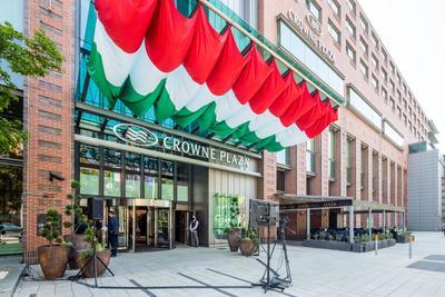 Ötcsillagos szálloda nyílt a Nyugati pályaudvar szomszédságában