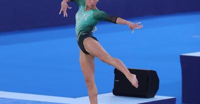 Tokió 2020: Kovács Zsófia a 21. helyen áll a női torna egyéni összetettjének döntőjében