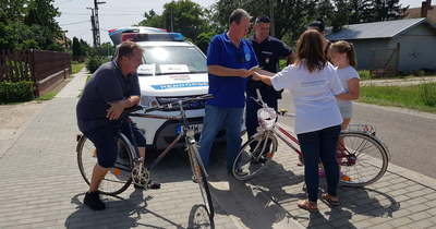 Folytatódtak a bűnmegelőzési programok megyénk több városában is