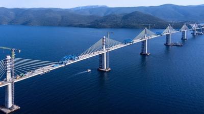 Átadták a Dubrovnikot az anyaországgal összekötő hidat