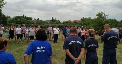 Települési mentőcsoportok szereztek minősítést Öcsödön