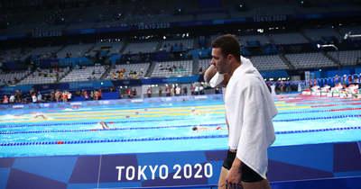 Az egriek olimpikon úszójában kavarognak az érzések