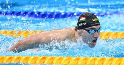 Dressel kontra Milák: olimpiai rekordra olimpiai rekord