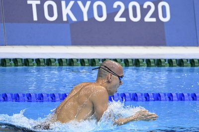 Ezzel a bámulatos olimpiai döntős úszással fejezte be a pályafutását Cseh László - videó