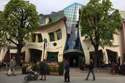 Zseniális és őrült épületek a világ minden tájáról - galéria