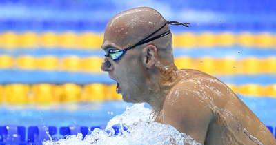 A legmeghatóbb pillanat! Így búcsúzott az olimpiai bajnok Cseh Lacitól – Fotó!