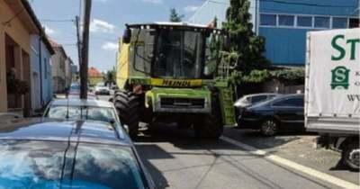 Helyismeret nélkül csapdába esnek a nagy járművek Sopronban