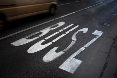 Ismét a buszsávok használatát ellenőrizték Budapesten