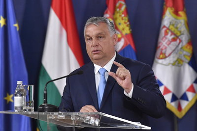 Orbán Viktor a FIA elnökét fogadta