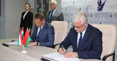 Testvértelepülési megállapodást írt alá Gerjen Ostrovetsszel
