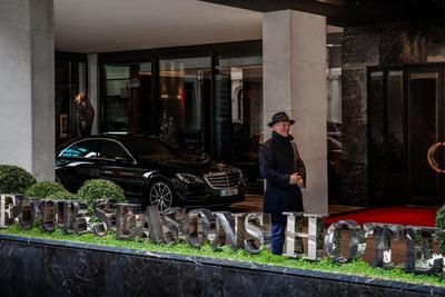 Nem történt még ehhez hasonló incidens a híres londoni luxushotelben