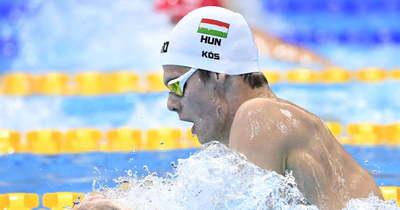 Egyemberes csapattá vált a magyar úszóválogatott