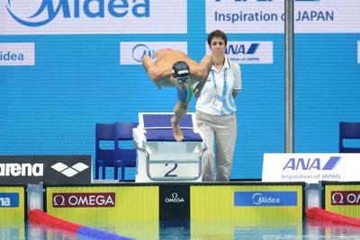 Egyik magyar úszó sem jutott döntőbe péntek délután