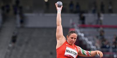 Márton Anita gyermeke születése után fél évvel alig egy méterrel maradt le az olimpiai döntőről