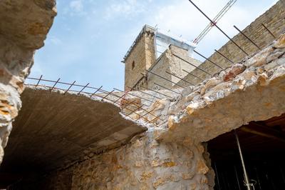 Egy nagyszabású várfelújítás, ahol lépten-nyomon visszaköszön a történelem - galéria