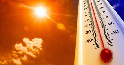 Nem enyhül a forróság, meghosszabbították a hőségriasztást