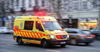 Friss hír, halálos baleset történt a metrófelújítás közben a Corvin-negyednél, további áldozatok is lehetnek