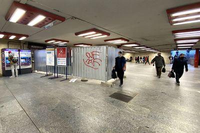 Halálos baleset történt a 3-as metró felújításánál