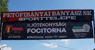 Petőfibánya készen áll a Ferencváros fogadására