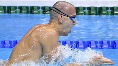 Ezt kiszurkoltuk! Cseh László utolsó olimpiáján döntőt úszott.