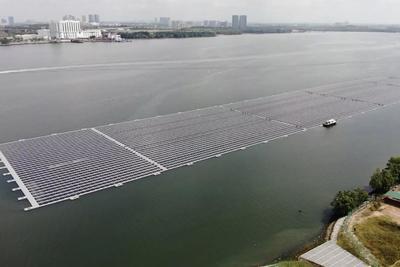 Gigantikus méretű úszó naperőmű épülhet a világ egy távoli pontján