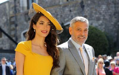 60 évesen újra apa lesz George Clooney: Amal megint ikreket vár