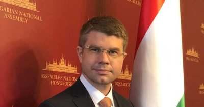 Ágh Péter országgyűlési képviselő válaszolt a csepregi polgármesternek