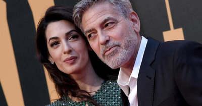"""""""Nem vagyunk terhesek"""", George Clooney totál kiakadt a pletykák miatt"""