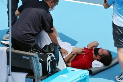 Tényleg megér egy olimpiai érmet, hogy bárki meghaljon a teniszpályán?