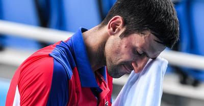 Tokió 2020: Djokovics elveszítette a bronzmérkőzést