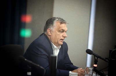 Orbán Viktor: Brüsszel miatt van szükség a népszavazásra