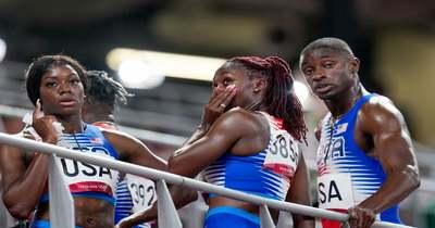 Szemérmetlen csalások a tokiói atlétikaversenyeken