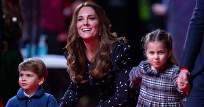 Kate Middleton dadája soha nem mondhatja ki ezt a szót a gyerekek előtt
