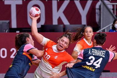 Fantasztikus játékkal verte a spanyolokat a női kézicsapat - galéria