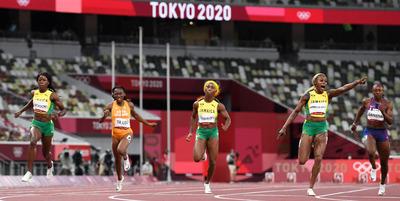 Nézze meg a hármas jamaicai győzelmet hozó 100 méteres síkfutás döntőjét - videó