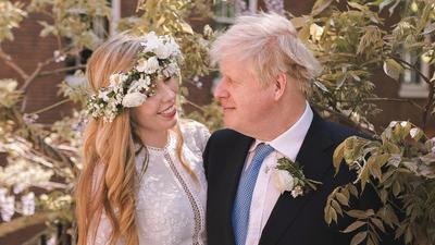 Boris Johnson ismét apa lesz