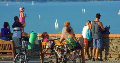 Megnőtt az utazási kedv, július 24-én rekordot döntött a belföldi turisták száma